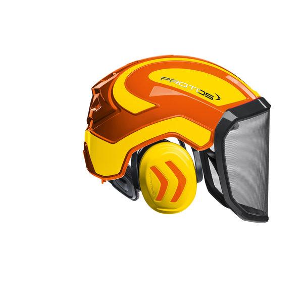 Pfanner Protos Integral Forsthelm - orange