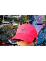 Kiefernrausch Cap rot