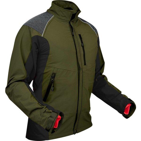 Pfanner Ventilation Jacke - XL grün