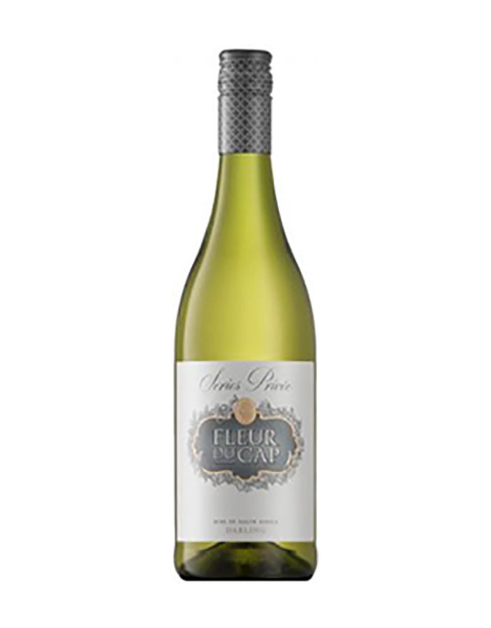 *** Assortiment Fleur du Cap  Series Privée- Chardonnay - Zuid Afrika