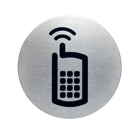 Mobiel bellen toegestaan RVS