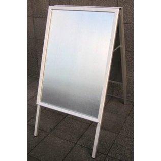 Beschermplastic voor stoepbord set (A1) 59.4x84 cm