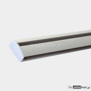 Ophangprofiel voor werkbon en tekeningen 150 cm klemrail