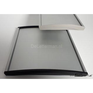 Vluchtplanbord iX A4 duurzaam aluminium