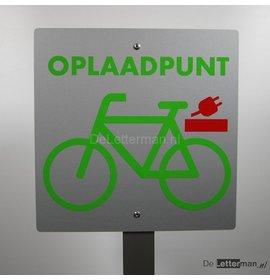 Oplaadpunt voor E-Bikes