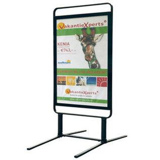 Div. raam frame vervanging poster stoepbord