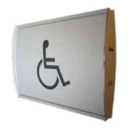 Toiletbordje Invalidentoilet haaks op de muur Luxe