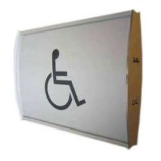 Toiletbordje Invalidentoilet haaks op de muur Luxe Large