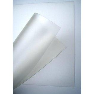 Beschermplastic voor stoepbord set (A0) 84x118.8 cm