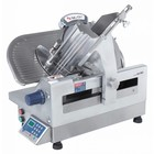 Ma-Ga Halbautomatische Schneidemaschine für Würste A2-812 | Ø 300 mm | Scheiben 0-24mm