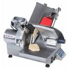 Ma-Ga Halbautomatische Käsehobel auf A2-812T | Ø 300 mm | Scheiben 0-24mm