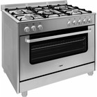 Saro Gas kitchen 5 burners with an el. Oven | 11750W