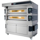 Pizza ovens double