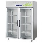 Freezers 2-door glass