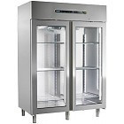 Refrigerated cabinets 2-door glass