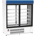 XXLselect Kühlmöbel | 1640x760x (H) 1940mm | dzrwi glasiert | 550W