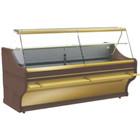 XXLselect Lada chłodnicza | 1570x930x(H)1250mm | szyba prosta | 400W