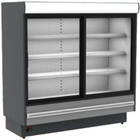 XXLselect Gekoelde display voor externe compressor | 1570x850x (H) 2000mm
