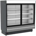 XXLselect Kühlvitrine für externen Kompressor | 1570x850x (H) 2000mm