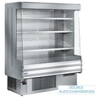 Diamond Refrigerated display case | 4 levels | + 3 ° 6 ° + | 780W | 1000x750x (H) 1820mm