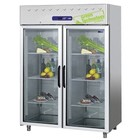 Diamond Ventilated refrigerated cabinet | 1400L | GN 2/1 | 0 ° + 10 ° | 500W | 1500x820x (H) 2025mm