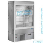 Diamond Refrigeration unit boundary | ventilated | + 3 ° 6 ° + | 1100W | 2000x545x (H) 1900mm