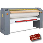 Diamond mangel | Nomex roller 1250 mm 250 mm | TOUCH SCREEN | 5800W | 1762x719x (H) 1072mm