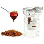 Callebaut Belgian milk chocolate for fondues and fountains 1 kg