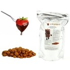 Callebaut Belgian honey chocolate for fondue and fountains 1 kg