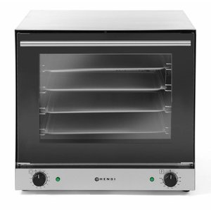 Hendi Convection oven H90 | 4x 438x315mm | 230V | 2670W