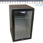 Diamond Minibar | drzwi szklane | 52L | 90W | 230/1N 50-60Hz| +4° +10° | 402x450x(H)670mm