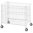 Diamond Laundry trolley | folded | 810x510x (H) 750mm