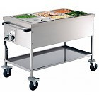 Bain-Marie trolleys