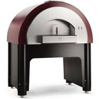 ALFA PRO One-Chamber Pizza Quick Pro | 110 pizz / h 1360x1250x (H) 1750mm | for wood without base