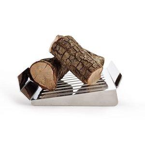 ALFA PRO Uchwyt do drewna ze stali nierdzewnej | 40cm lub 60cm