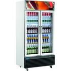 Saro Innenbelüftete Kühlmöbel GTK 800 | + 2 / + 10 ° C | 800L | 560W | 230 | 1000x730x (H) 2036mm