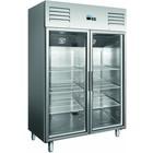 Saro Wentylowana szafa chłodnicza GN 1200 TNG | -2/+10 °C | 1173L | 195W | 230V | 1340x810x(H)2000mm