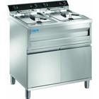 Saro Fryer GASTRO 12 + 12VS | 2x 12L | 2x9000W | 400V | 800x700x (H) 850mm