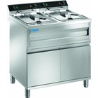 Saro Fryer GASTROLINE 12 + 12VS | 2x 12L | 2x9000W | 400V | 800x700x (H) 850mm