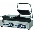Saro Elektrische contact grill PG 2   prismatische   50-300 ° C   3600W   230   580x410x (H) 190mm