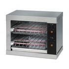 Saro Broodrooster met kwarts heater timerfunctie | 3000W | 440x260x (H) 380 mm
