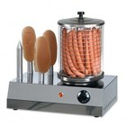 Saro Heater voor hotdogs - Ø 200 mm | 0-110 ° C