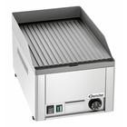 Bartscher Płyta grillowa elektryczna ryflowana nastawna | 320x480mm | 3000W