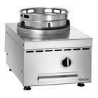 Bartscher Kuchenka gazowa wok stołowa GWTH1 | 11500W | Ø290mm | 400x600x(H)415mm
