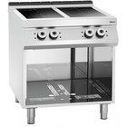 Bartscher 4-burner induction cooking | PO | 800 x 900 x (H) 900-950 mm
