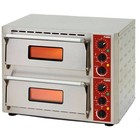 Diamond Piec do pizzy 2-komorowy 6000W | 2x Ø 43cm