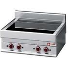 Diamond Kitchen witoceramiczna 4-zone desktop | 2x 2.1 + 2x 2,5kW | 700x650x (H) 280 / 380mm