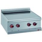 Diamond Elektrische Küchen witoceramiczna 4-Zonen-Desktop | 2x 1,8 + 2x 2,4 kW | 700X700X (H) 250 / 320mm