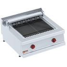 Diamond Grill electric steam 550x450mm nastolny | 8kW | 800x700x (H) 330mm