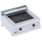 Diamond Grill elektrische stoom 550x450mm nastolny | 8kW | 800x700x (H) 330mm
